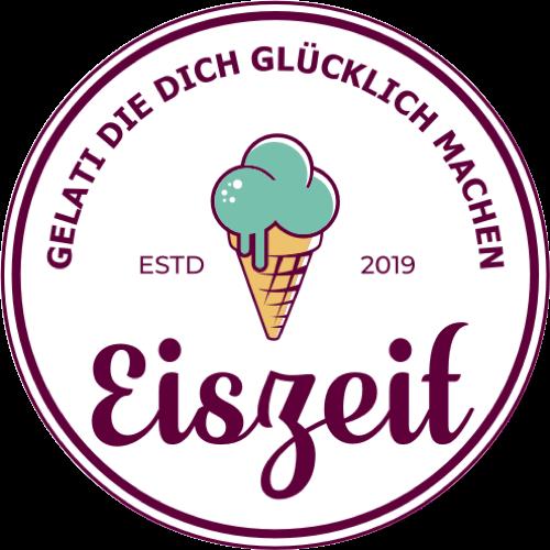 Eiszeit Logo White BG